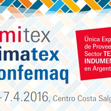 FAIIA en Emitex, Simatex y Confemaq
