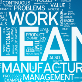CAPACITACIÓN   Lean Manufacturing