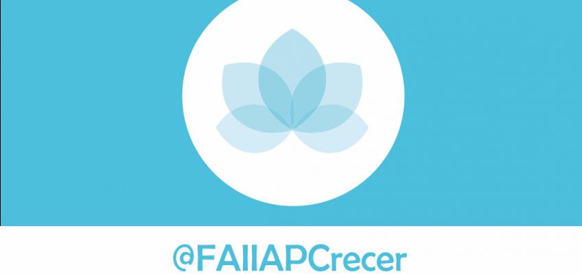 ¡Seguinos en Twitter!   @FAIIAPCrecer