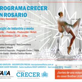 INSIGHT DE INDUSTRIA Y MODA   ROSARIO