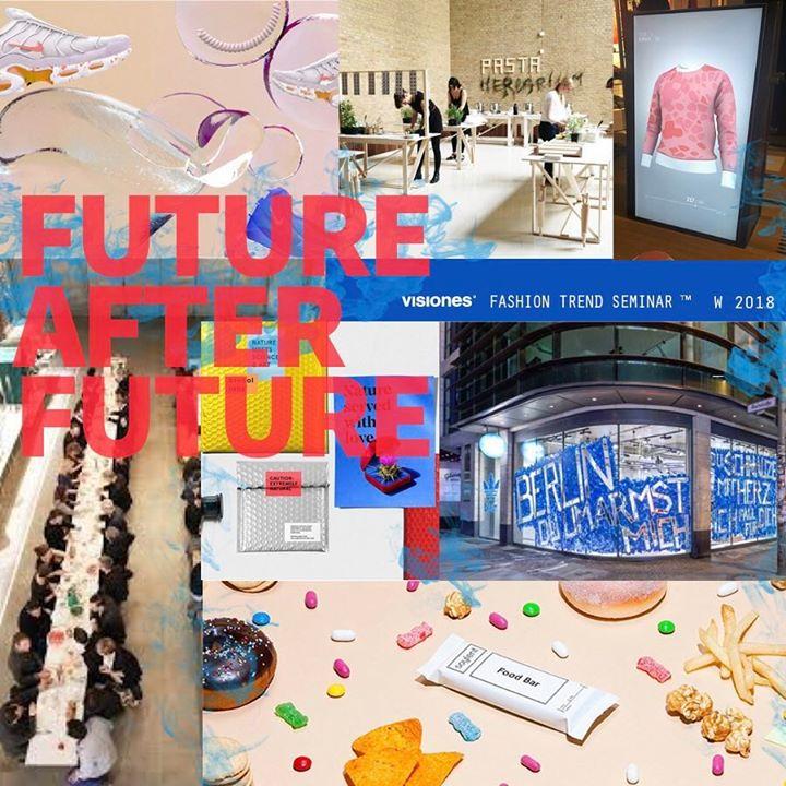 VISIONES: Winter 2018 | Future after Future