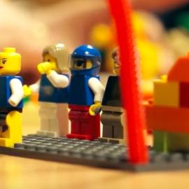 CONSTRUYENDO EL TRABAJO EN EQUIPO | LEGO® SERIOUS PLAY®