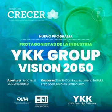 YKK GROUP VISION 2050